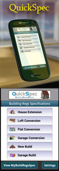 QuickSpec Mobile App