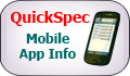 QuickSpec Building Regs App