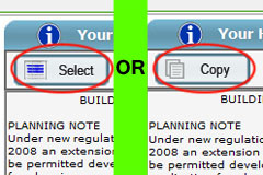 Building Regulations for CAD title